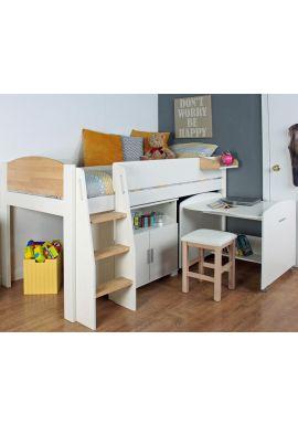 Urban Birch Midsleeper Cabin Bed 2